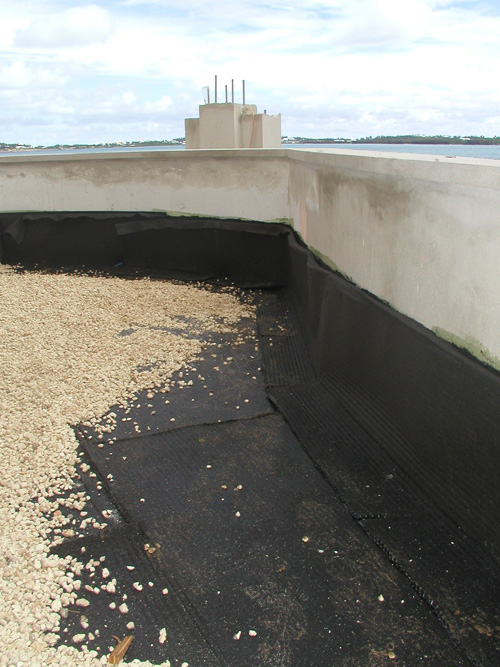 Below Grade Waterproofing System - Calebs Commercial Roofing Contractors waterproof