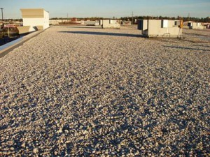Built-up roof BUR - Tar and Gravel Roofing - Commercial Roofing Contractor Denver Colorado