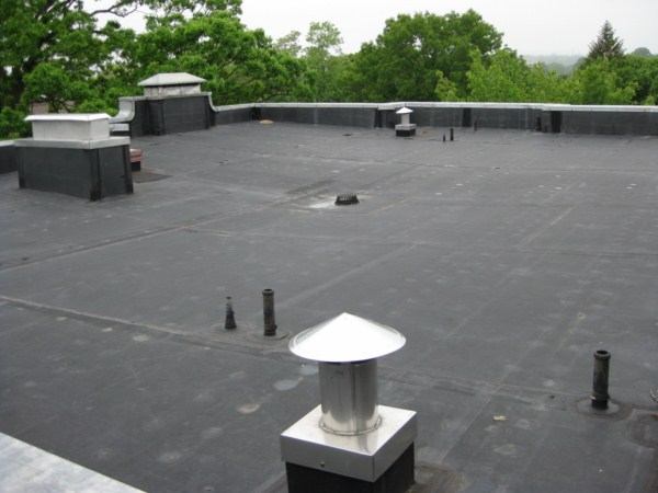 EPDM Roofing System - Rubber Roof - Commercial Roofing - Rubber Roofing Material