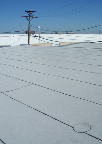 Modified bitumen roofing - Commercial Roofing - The Flat Roof Roofing Company - Calebs Roofing