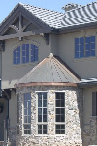 Calebs Roofing Company Metal Roof Turrets Sheet Metal Shop