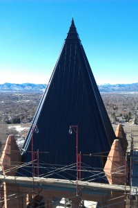 Metal Roof Turrets - Calebs Sheet metal - Commercial Roofing Contractor