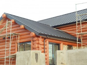 Standing Seam Metal Roof - Panels - Commercial Metal Roof