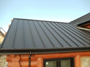 Standing Seam Metal Roof   Panels   Commercial Metal Roof