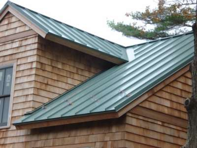 Awesome Standing Seam Metal Roof   Panels   Commercial Metal Roof Contractor